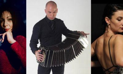 Tango teachers - Belen, Jairo & Hosanna